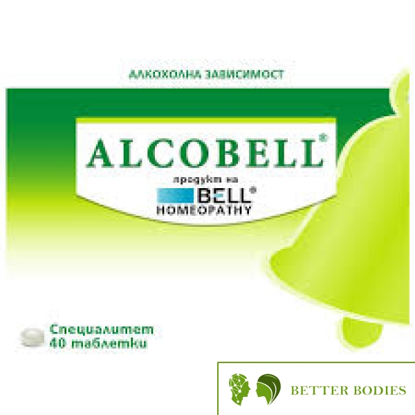BELL HOMEOPATHY - ALCOBELL