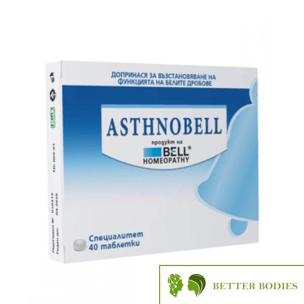 BELL HOMEOPATHY - ASTHNOBELL