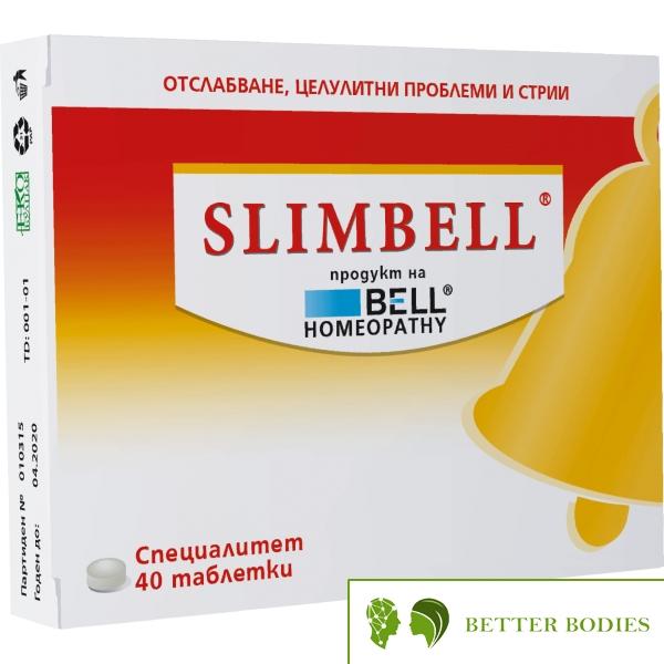 BELL HOMEOPATHY - SLIMBELL