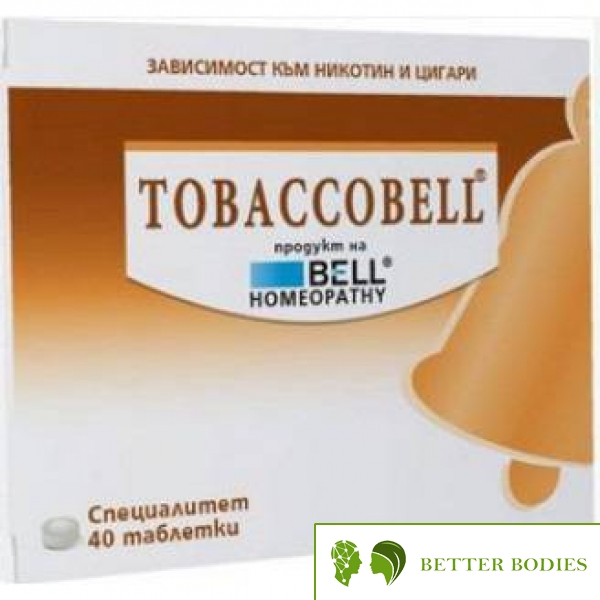 BELL HOMEOPATHY - TABACCOBELL