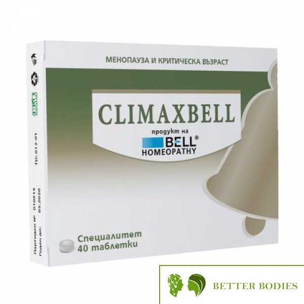 BELL HOMEOPATHY - CLIMAXBELL