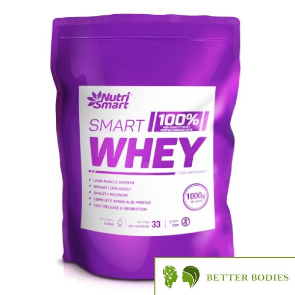 Nutri Smart - Smart whey 1000 gr