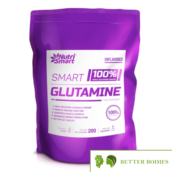 Nutri Smart - Smart glutamine 1000 gr