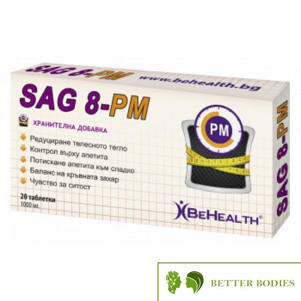 Be Health - SAG 8 PM