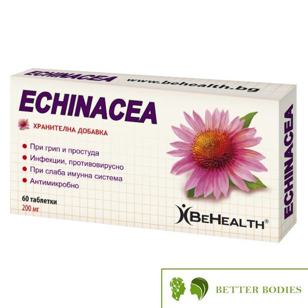 Be Health - Echinacea 60 таблетки