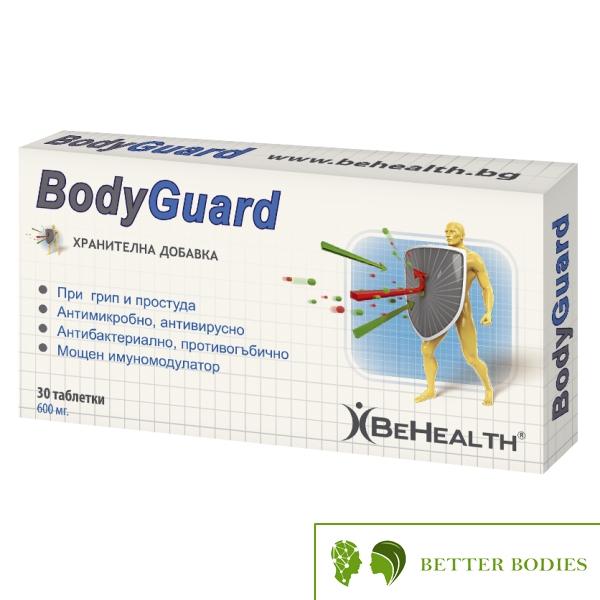 Be Health - Body Guard, 30 таблетки
