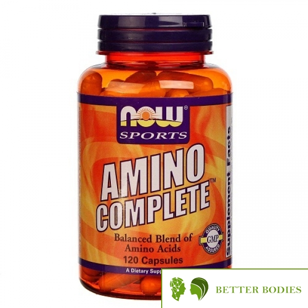 Now Foods - Amino Complete, 120 капсули