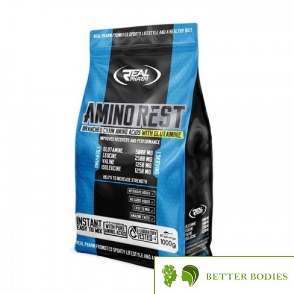 Real Pharm Amino Rest, 1000 Grams
