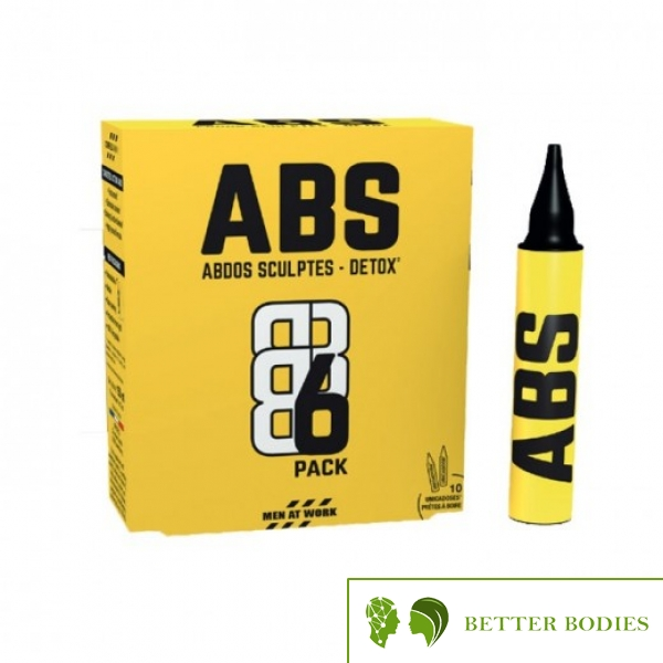 Eric Favre ABS6 PACK DETOX 10 ампули х 15 мл.