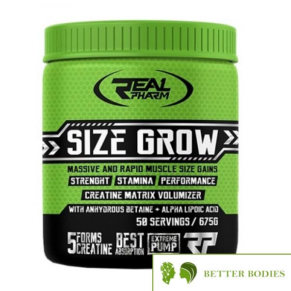 Size Grow, 675 Grams
