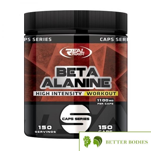 Beta Alanine, 150 Capsules