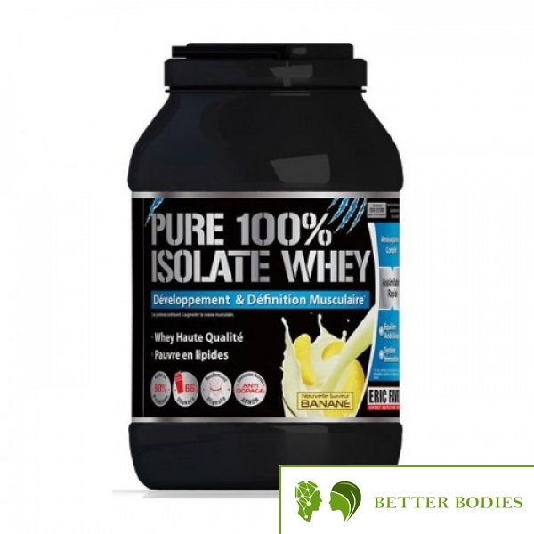PURE 100% ISOLATE WHEY
