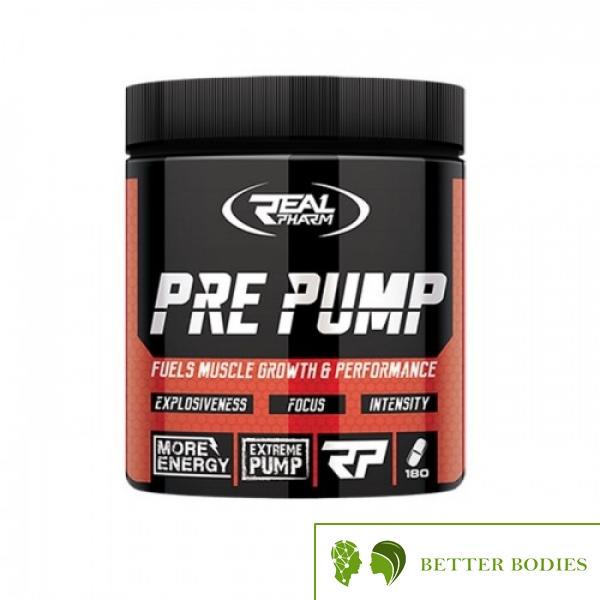 Real Pharm - Pre Pump