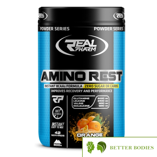 Real Pharm - Amino Rest