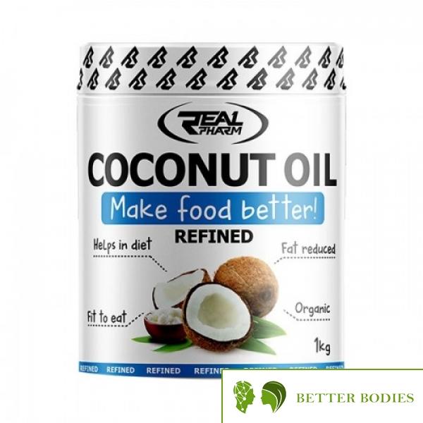 Real Pharm - Coconut Oil Refined