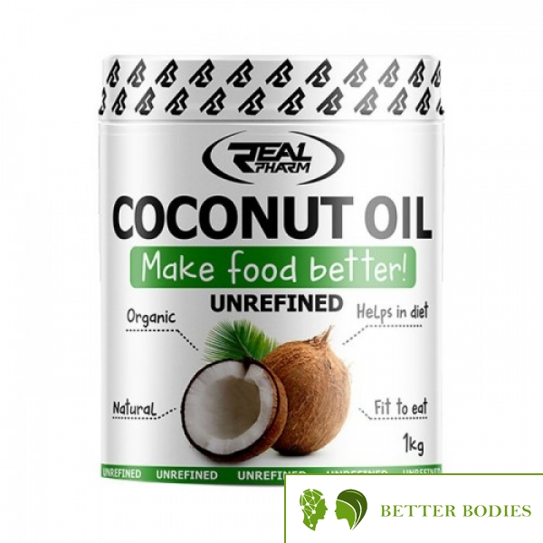 Real Pharm - Coconut Oil Unrefined