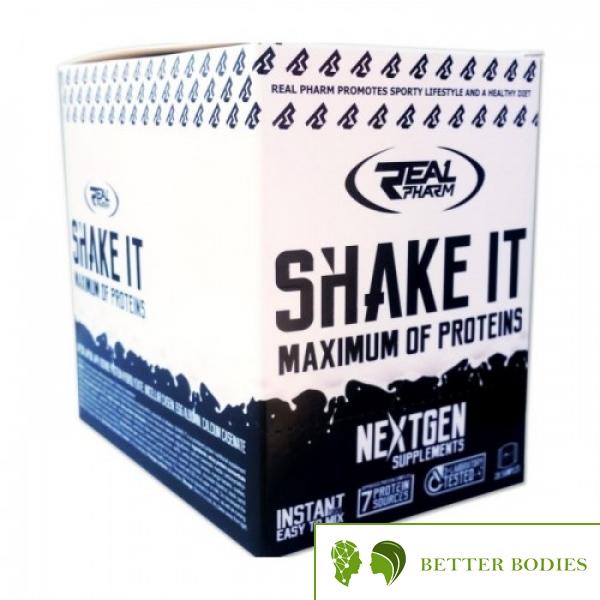 Shake It - 1 кутия (20бр x 30гр)