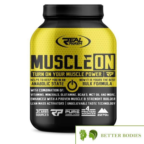 Real Pharm - Muscle ON - 2270 грама