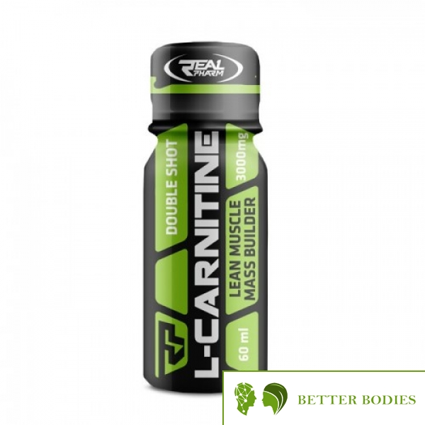 Real Pharm - L-Carnitine Double Shot