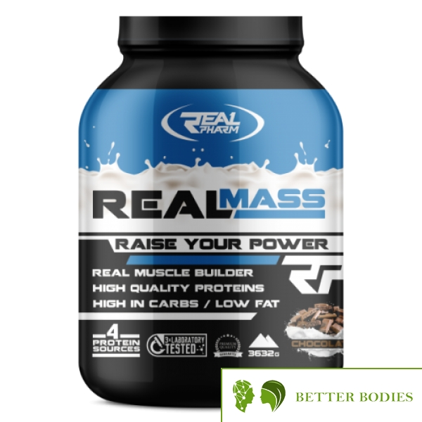 Real Pharm Real Mass - 3632