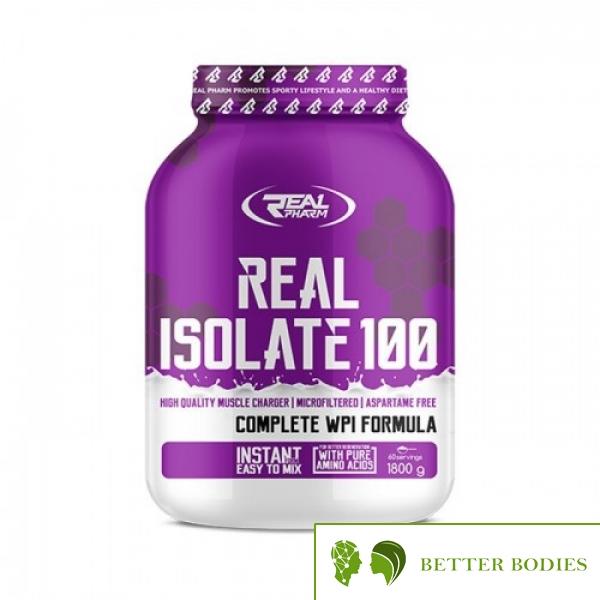 Real Pharm - Real Isolate 100 (буркан)