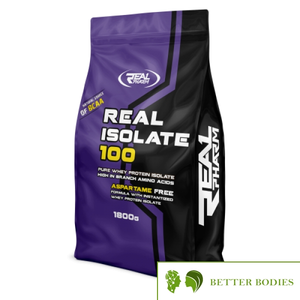 Real Pharm - Real Isolate 100 - 1800 гр.