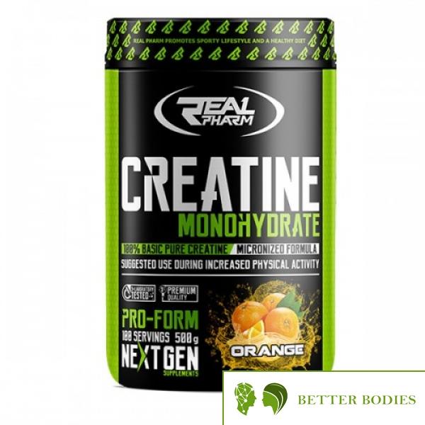 Real Pharm - Creatine Monohydrate