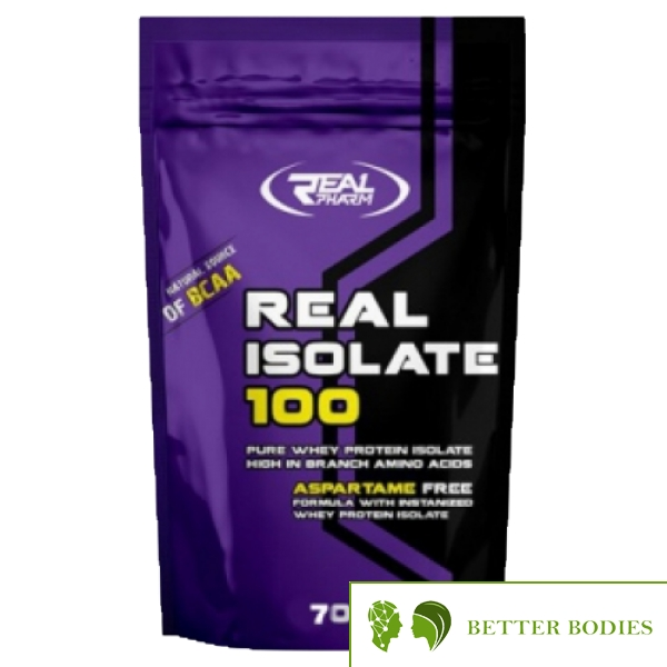 Real Pharm - Real Isolate 100 - 700 гр.