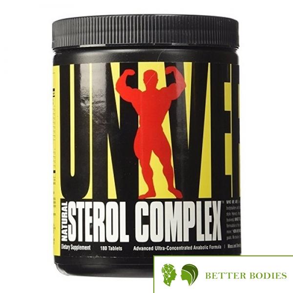 Natural Sterol Complex, 180 таблетки