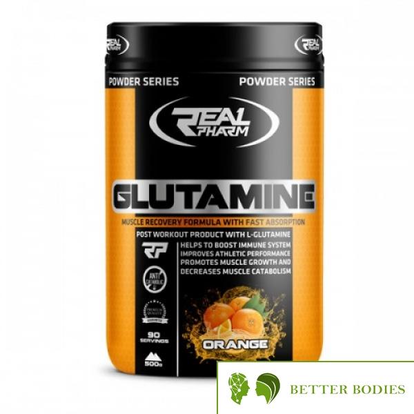 Glutamine, 500 грама