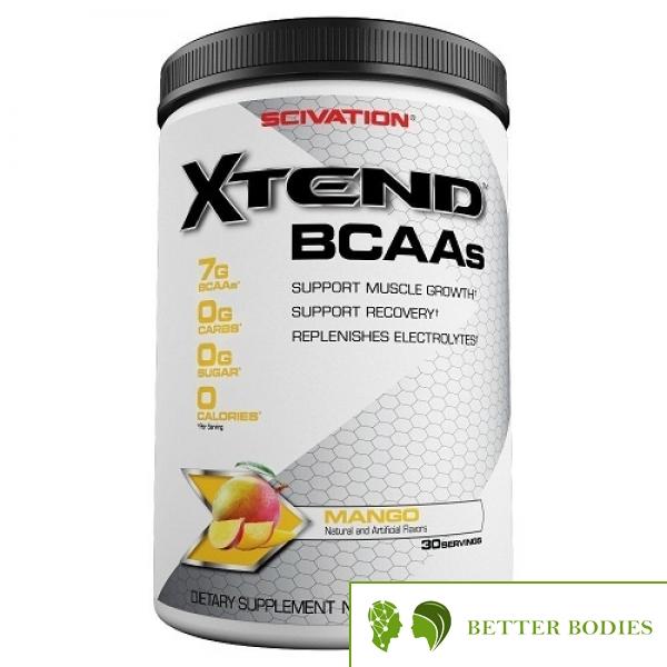 Xtend BCAAs, 384/429 грама