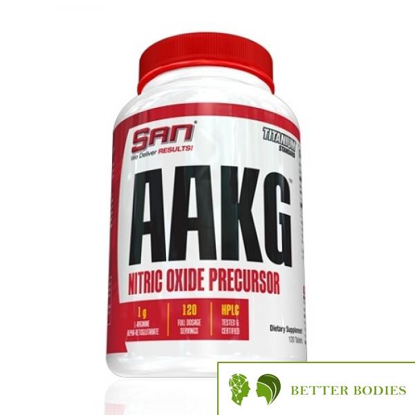 AAKG, 120 таблетки