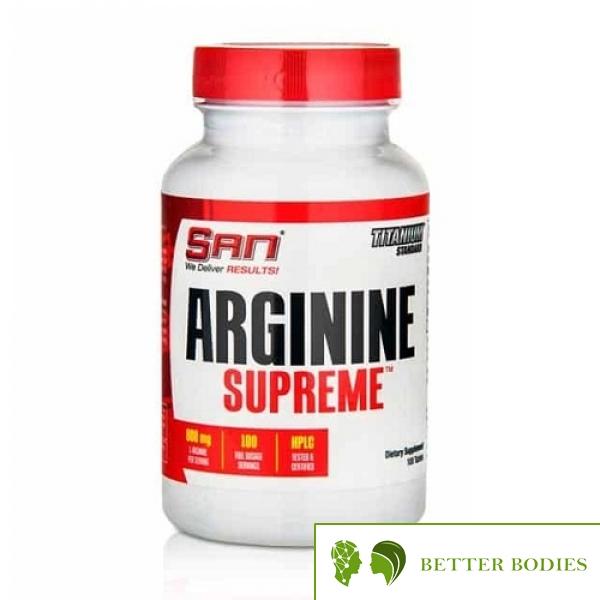 Arginine Supreme, 100 таблетки