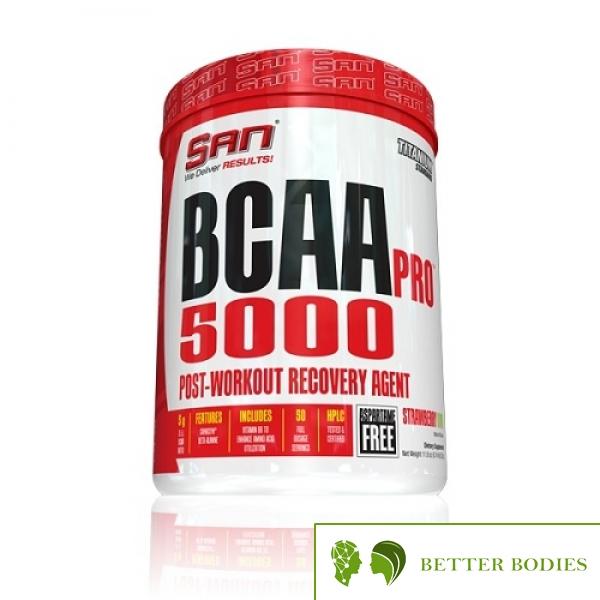 BCAA PRO 5000, 340 грама