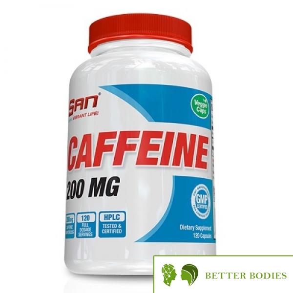 Caffeine, 120 капсули