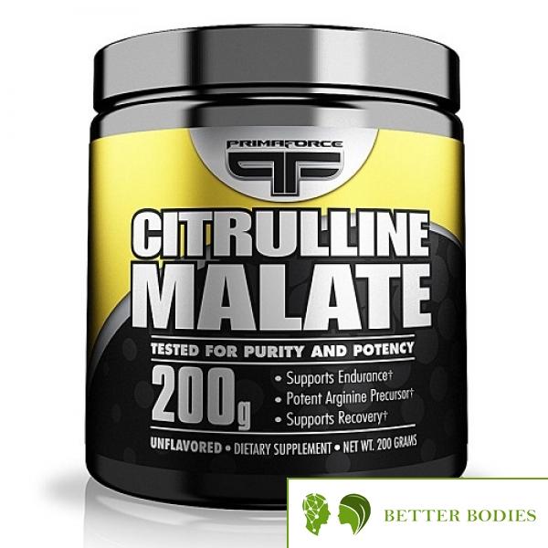Citrulline Malate, 200 грама