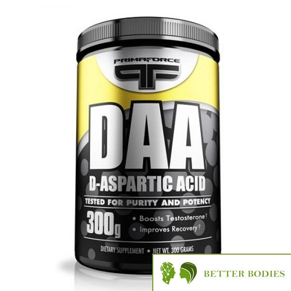 DAA/D-Aspartic Acid, 300 грама