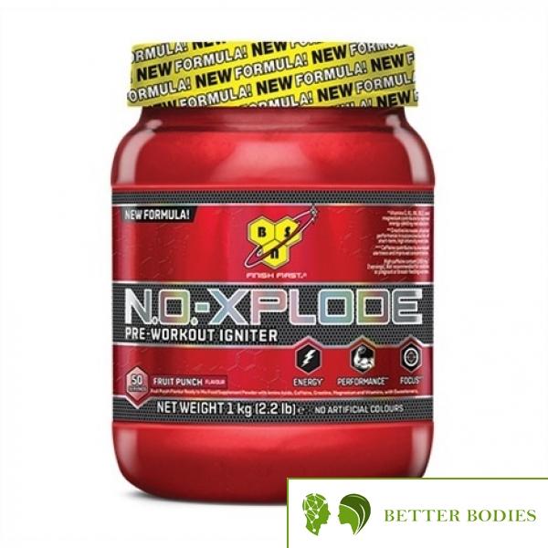 N.O.-Xplode 3.0, 600 грама