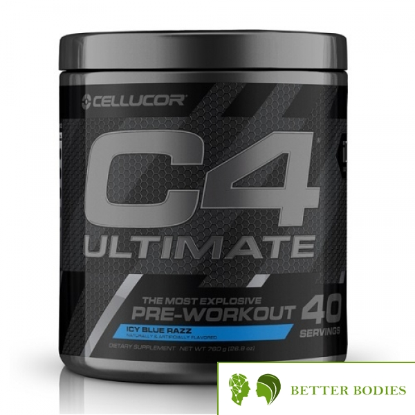 C4 Ultimate, 760 грама