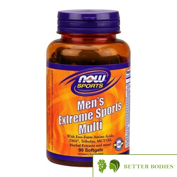 Now Foods - Men's Extreme Sports Multi