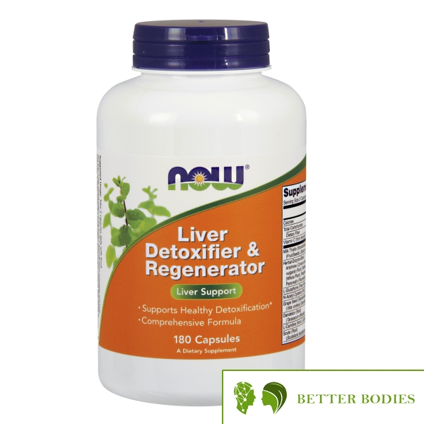 Now Foods - Liver Refresh 90 капсули