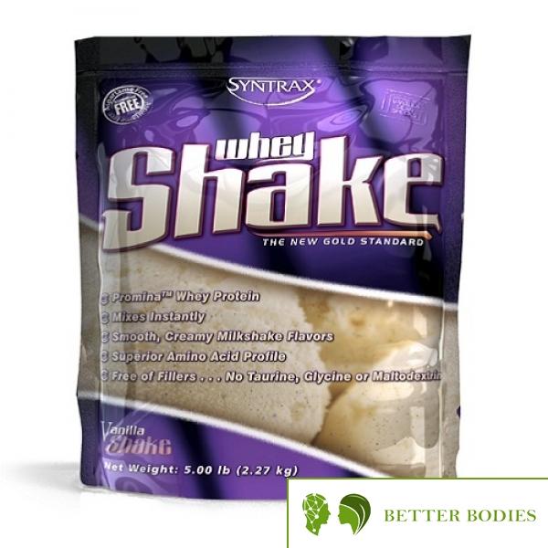 Syntrax Whey Shake, 2270 Grams