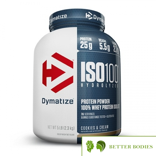 Dymatize ISO-100, 2200 грама