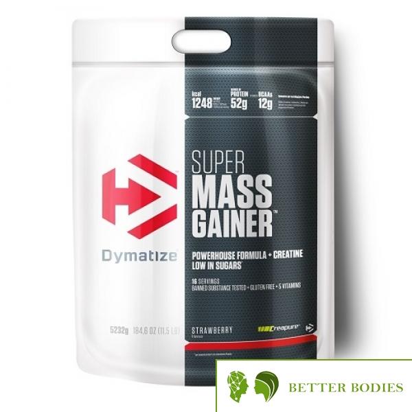 Dymatize Super Mass Gainer, 5232 грама