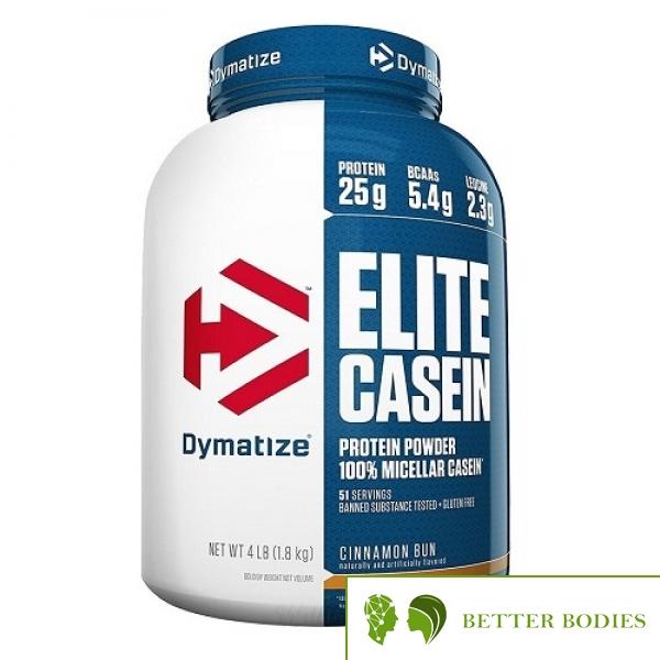 Dymatize Elite Casein, 1800 грама
