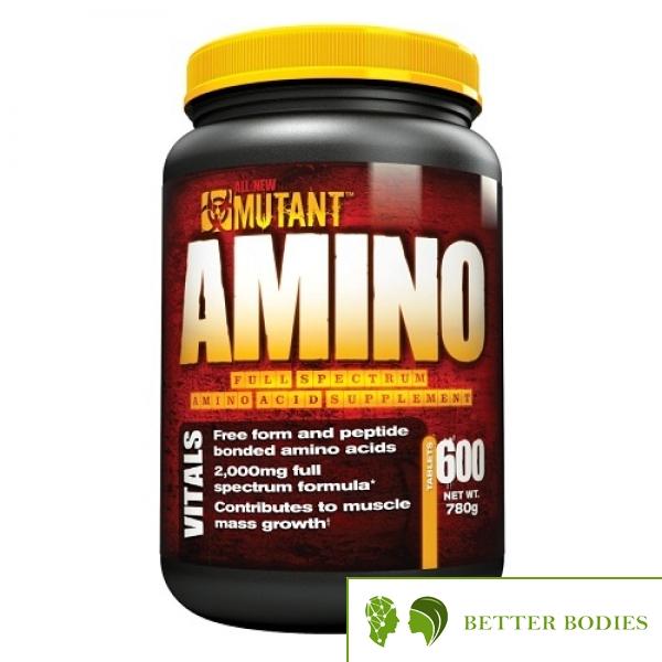 Mutant Amino, 600