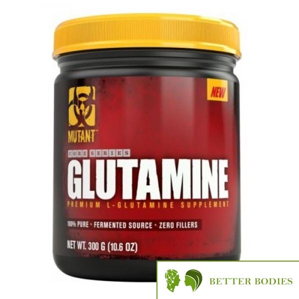 Mutant Core Series L-Glutamine, 300 грама