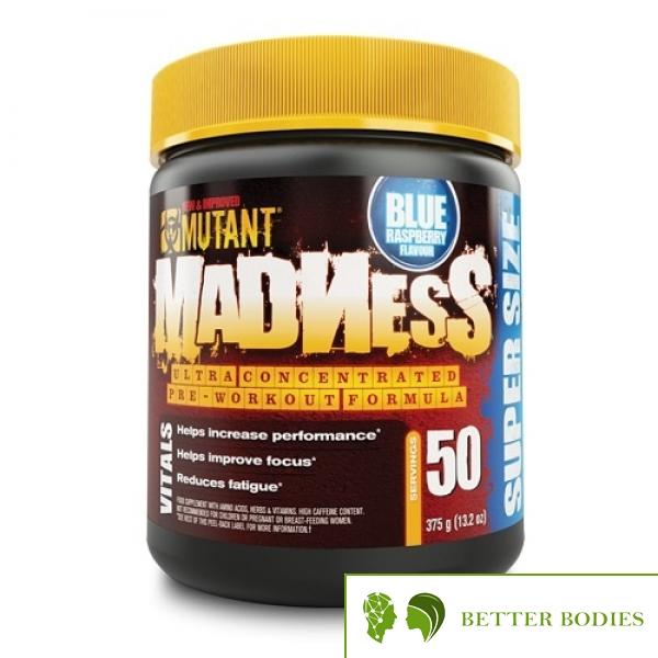 Mutant Madness Super Size, 375 грама