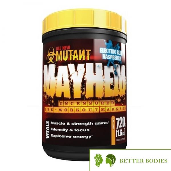 Mutant Mayhem, 720 грама