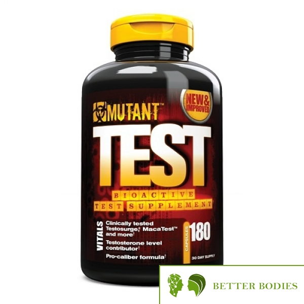 Mutant Test, 180 капсули
